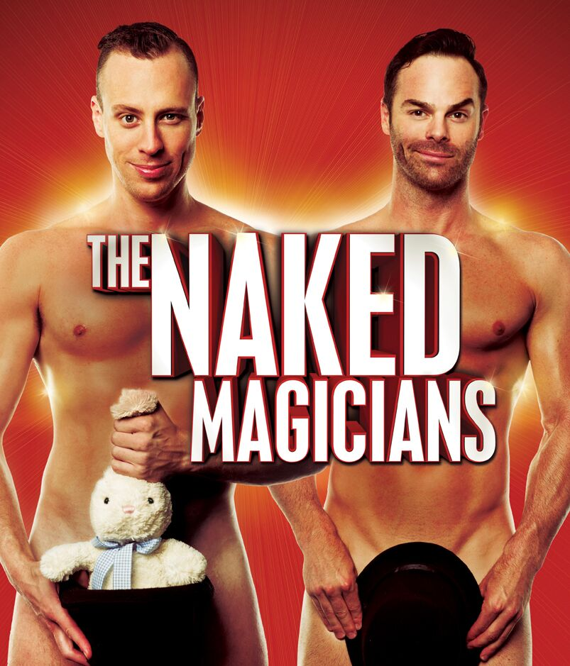 Naked Magicians Photo Thumbnail