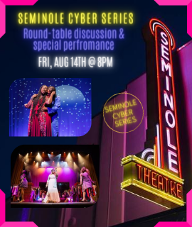 Seminole Cyber Series - Is there colorism & racism in the theatre industry?