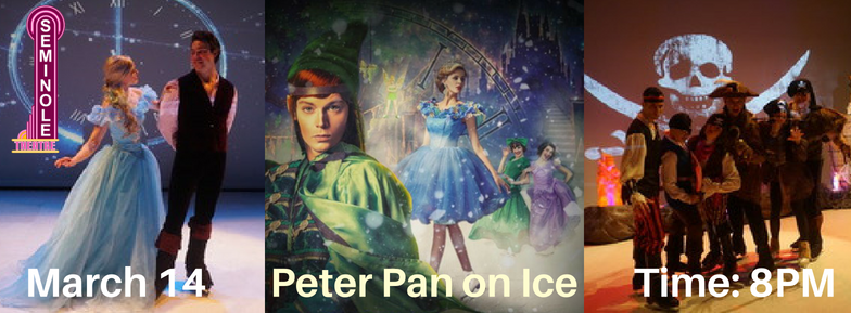 Peter Pan on Ice Photo Banner
