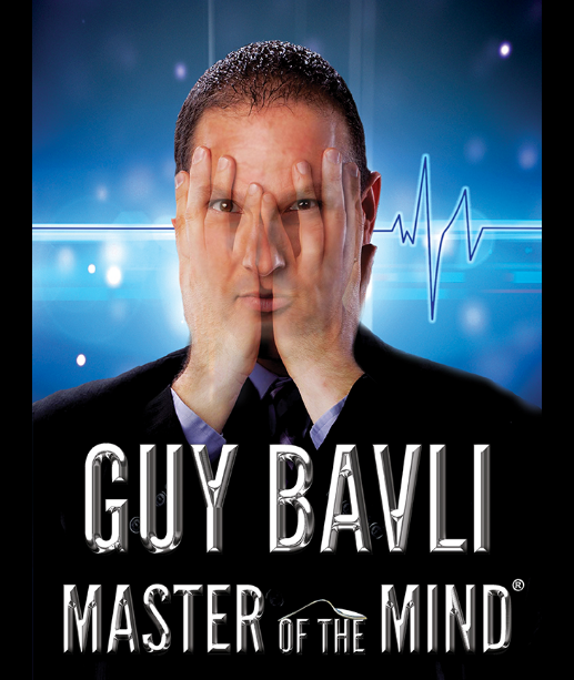 Guy Bavli - Master of the Mind