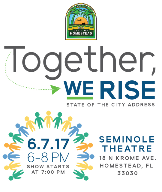 2017 City of Homestead State of the City: Together We Rise by Mayor Jeff Porter
