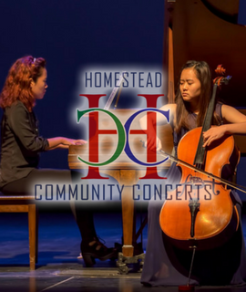 Homestead Community Concerts Scholarship Showcase