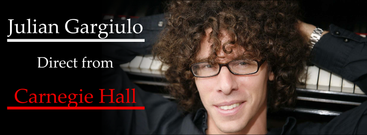 Julian Gargiulo Photo Banner