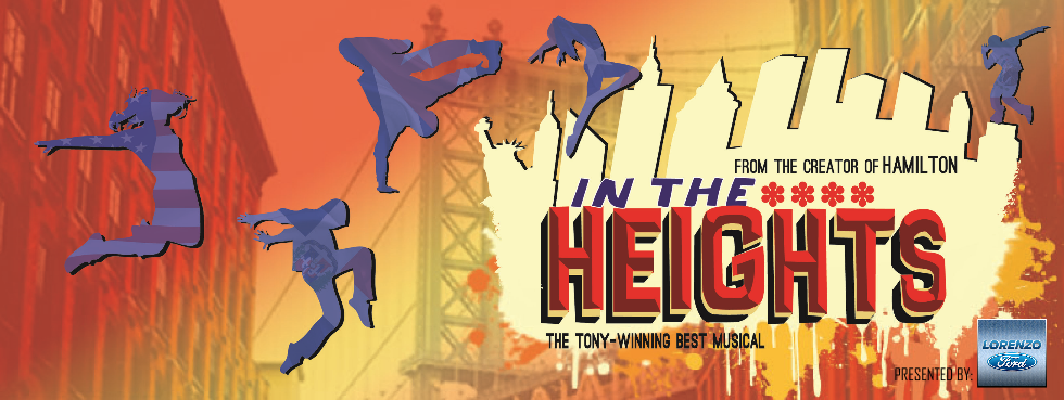In the Heights Logo Banner
