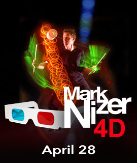 Mark Nizer 4D