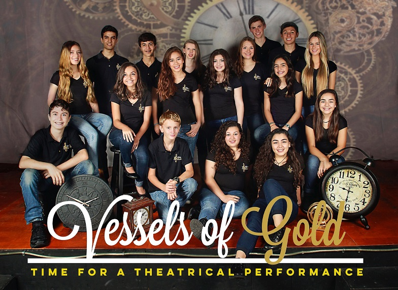 Vessels of gold eventbrite