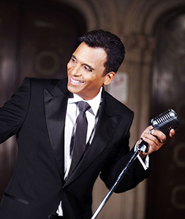 Jon Secada at the Seminole Theatre