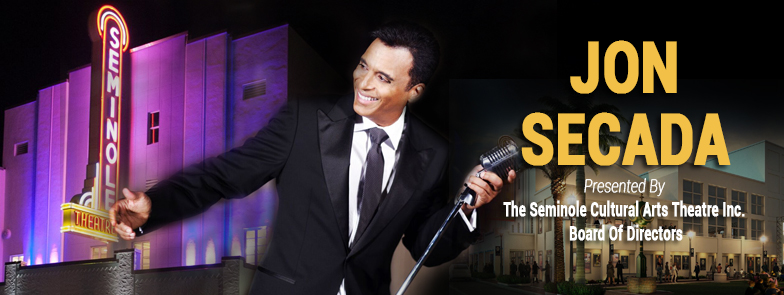 011516event Seminole Theatre Jon Secada