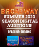 Seminole Theatre Players Digital Auditions
