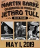 Martin Barre celebrates 50 years of Jethro Tull