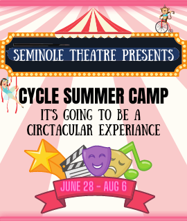 Camp Seminole , Cycle Theatre edition - Registration now open!