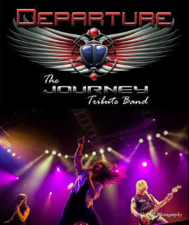 Departure- The Journey Tribute Band presented by K&G Cycles