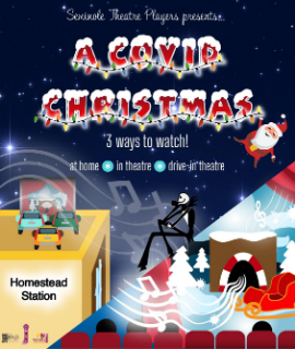 A Covid Christmas - Friday, December 11 8pm